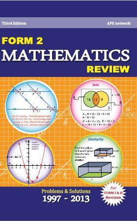 Mathemics Revision