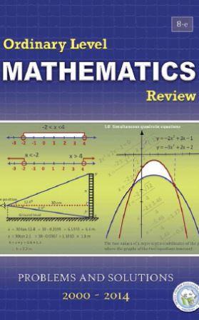 Mathemics Review