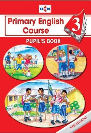 Primary English Course Std 3 -Pupils' Book