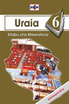 Kitabu cha Uraia kwa Darasa la Sita